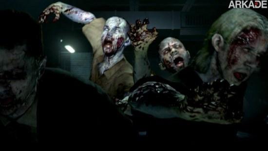 Zumbis, cobras gigantes e outros perigos em novo trailer de Resident Evil 6