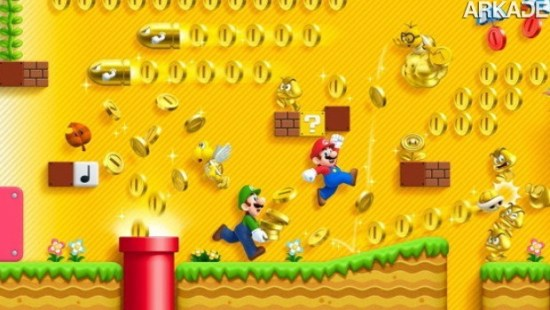 [UPDATE] Versão digital de New Super Mario Bros. 2 é mais cara que a normal
