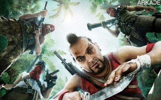Ubisoft quer saber: como você quer as legendas em português de Far Cry 3?