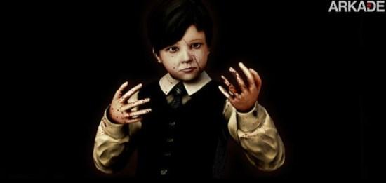 """Lucius: game coloca o jogador no papel de um """"mini-Anticristo"""" psicótico"""