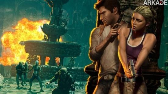 Filme baseado em Uncharted passa por problemas nos bastidores (de novo)