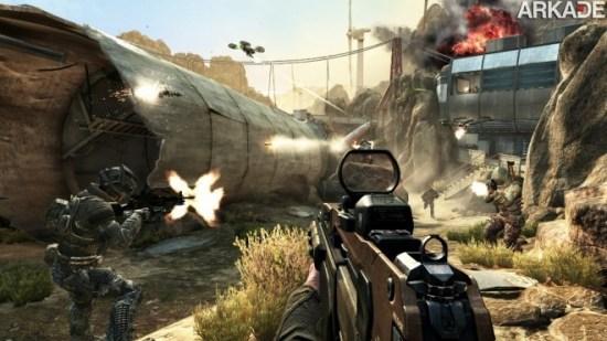 Call of Duty: Black Ops II será lançado no Brasil totalmente em português!