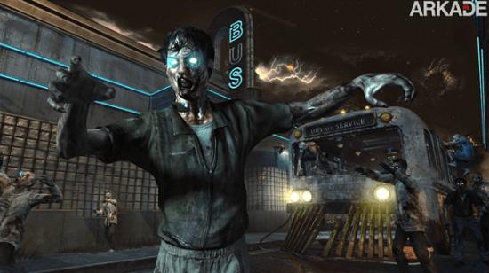 Call of Duty: novo trailer apresenta os zumbis de Black Ops II
