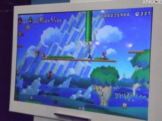 BGS 2012: jogamos o Wii U e dizemos o que achamos!
