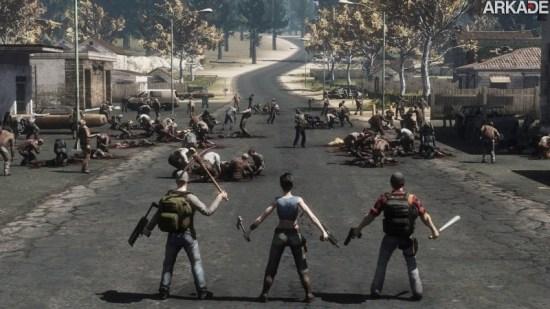 Tribuna Arkade: jogadores acusam o MMO The War Z de propaganda enganosa no Steam!