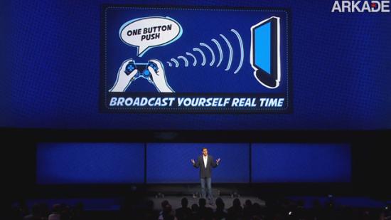 Playstation 4 já é uma realidade: saiba tudo sobre o novo console da Sony!