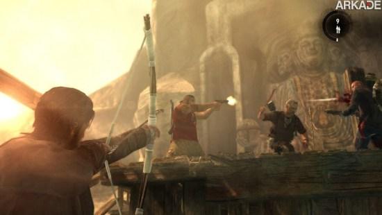 Análise Arkade: o retorno triunfal de Lara Croft no reboot de Tomb Raider (PC, PS3, X360)