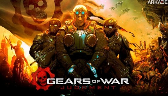 Semana traz Gears of War: Judgment, Lego City: Undercover, The Walking Dead: Survival Instinct e muito mais