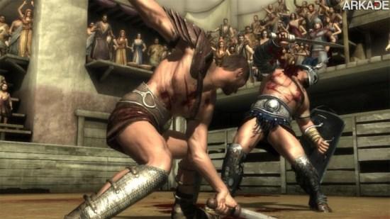 Spartacus Legends: seriado de TV vai ganhar brutal game free-to-play, confira o trailer