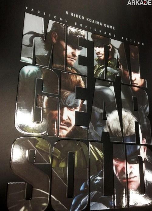 Metal Gear Solid Legacy: Será que vem aí mais uma coletânea da série de Hideo Kojima?