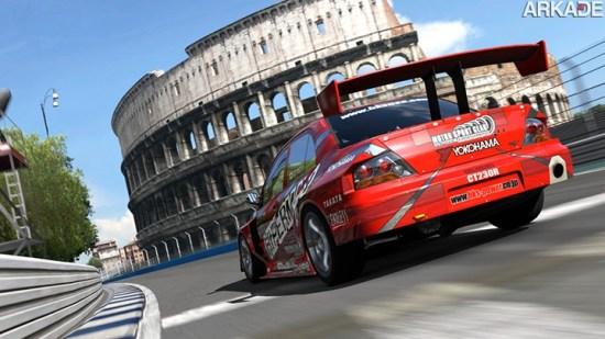 Pré-venda de lojas virtuais listam Gran Turismo 6 como game de Playstation 3