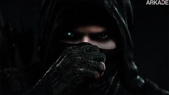 Thief: reboot do clássico finalmente sai das sombras com um estiloso trailer em CG