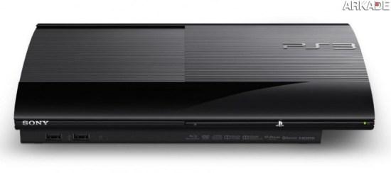"""Agora é oficial: Playstation 3 """"made in Brazil"""" chega esta semana custando 1.099 reais"""