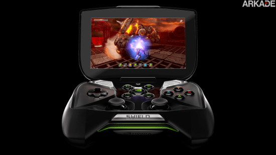 SHIELD: portátil da NVidia já tem preço, especificações de hardware e data de lançamento