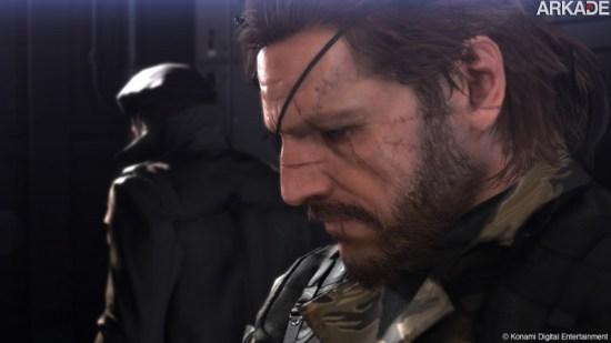 E3 2013: quase 10 minutos de Metal Gear Solid V em versão estendida do épico trailer