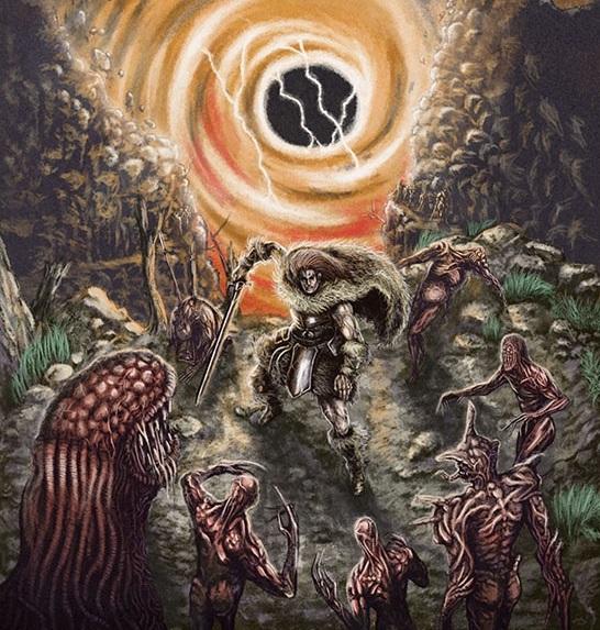 Confira Odallus: The Dark Call, dos criadores de Oniken, e saiba como ajudá-los a chegar em sua meta