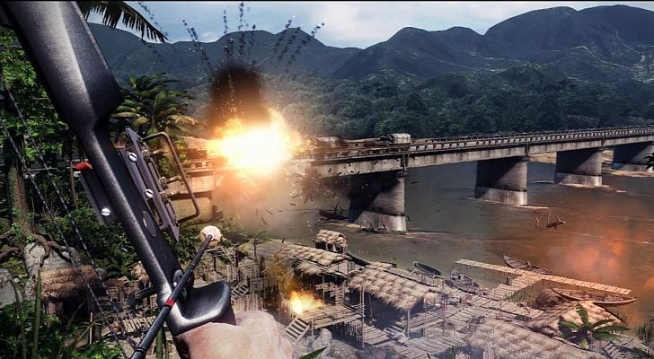 Veja o primeiro trailer de gameplay do game do Rambo!