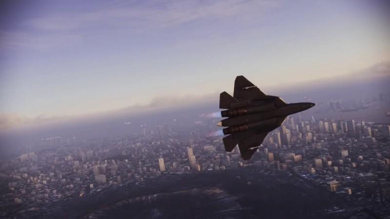 Veja o trailer do novo game da série de caças e batalhas aéreas