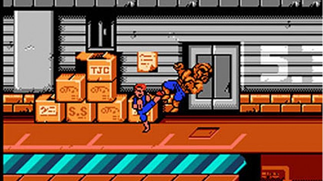 Double Dragon Trilogy é lançado para iOS e Android