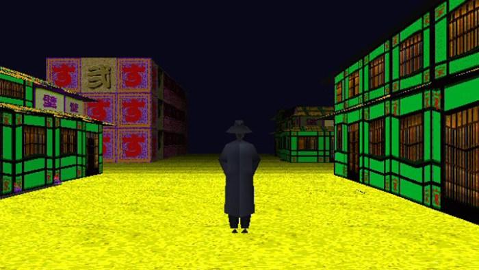Creepypasta Arkade: O pesadelo interminável de LSD Dream Emulator