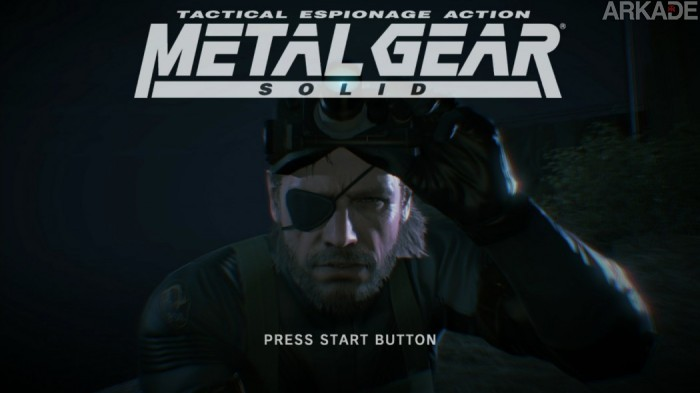 Análise Arkade - o sombrio prólogo Metal Gear Solid V: Ground Zeroes (PS3, PS4, Xbox 360, Xbox One)