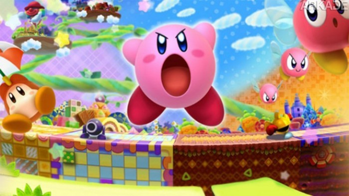 Kirby Triple Deluxe, novo episódio de The Walking Dead e Super Time Force são os destaques da semana