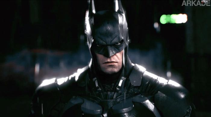Veja o novo trailer com gameplay de Batman: Arkham Knight