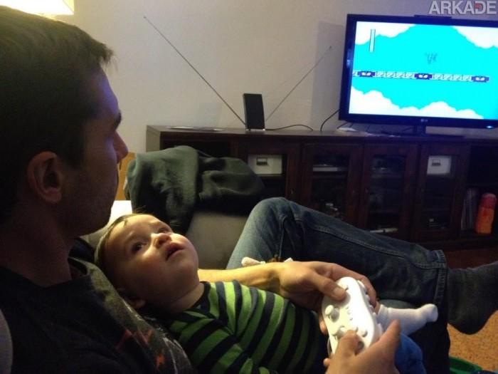 Arkade Entrevista: Mark Polydoris, co-criador das canções de ninar nos jogos do grupo 8-Bit Baby