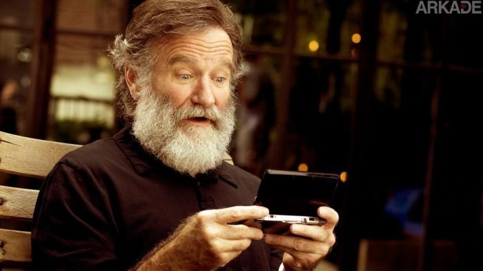 A Nintendo respondeu a petição que com 100 mil assinaturas pede Robin Williams no próximo Zelda