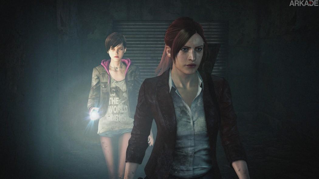 Resident Evil Revelations 2 ganha novo trailer, formato episódico e novas informações sobre sua trama