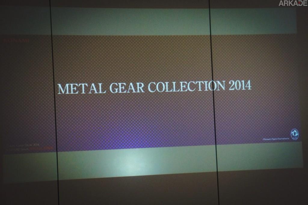 O que será Metal Gear Collection 2014? Aproveite e veja o novo trailer de MGS V: The Phantom Pain