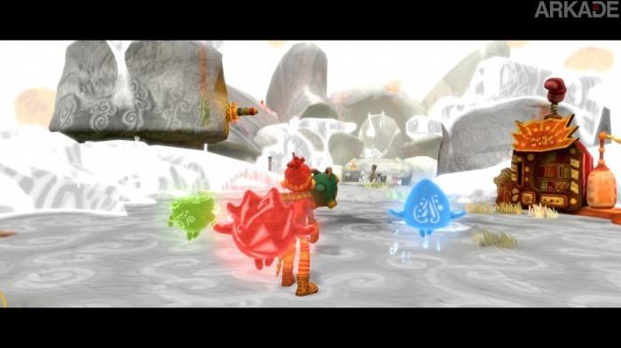 Análise Arkade: a simpática e colorida aventura de The Last Tinker: City of Colors (PC, PS4)