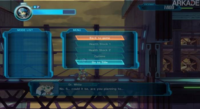 Preview Arkade: jogamos a versão beta de Mighty No. 9 (no PC) e gostamos muito do que vimos!