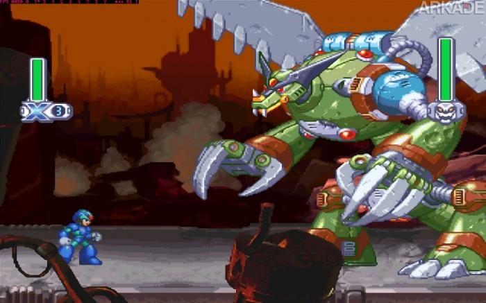 RetroArkade: Mega Man X4 é o melhor Mega Man de todos os tempos. Concorda?