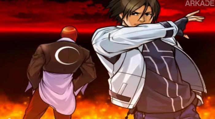 SNK anuncia The King of Fighter 98 UM e 2002 UM para Steam! Saiba mais sobre estes lançamentos!