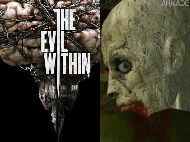 """The Evil Within """"homenageia"""" Resident Evil e temos a prova do crime, venha ver!"""