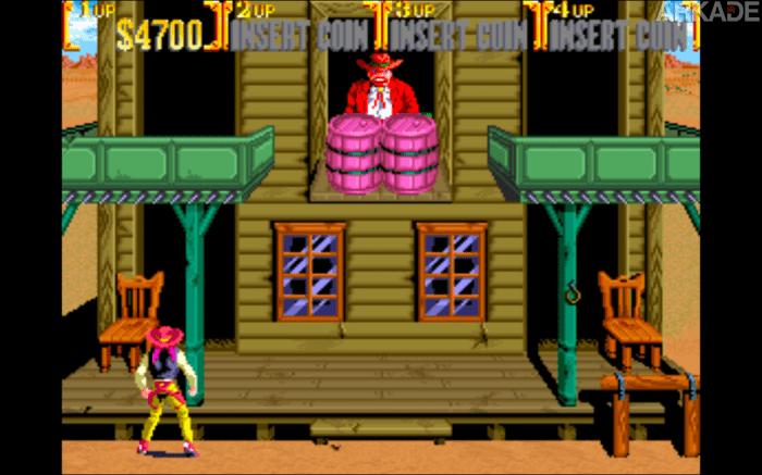 RetroArkade: Sunset Riders é o jogo definitivo sobre o Velho Oeste, concorda?