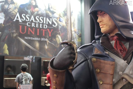 BGS 2014 - O que achamos de Assassin's Creed Unity? Veja aqui e agora!