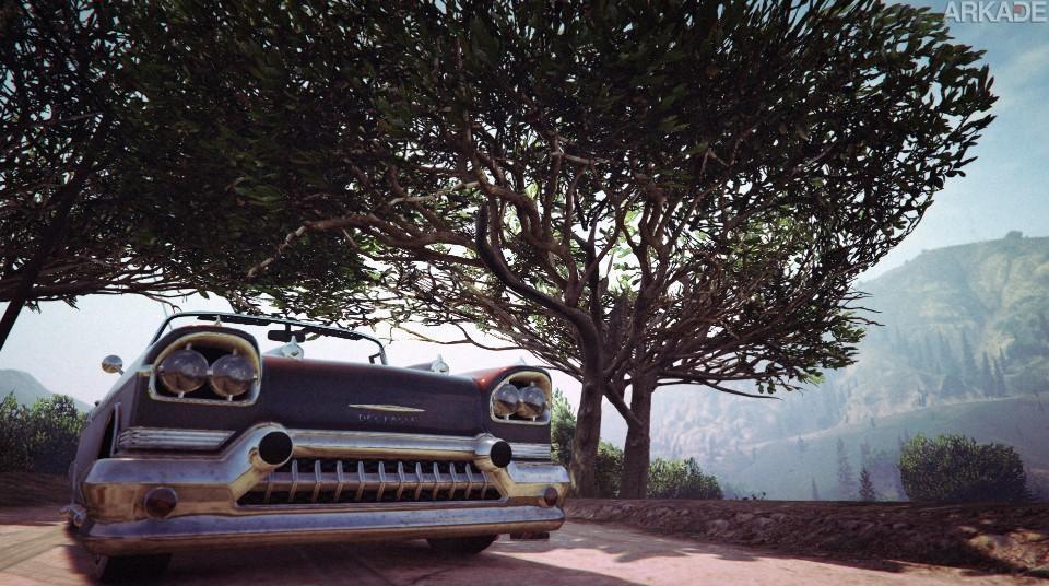 GTA V: Confira estas imagens incríveis do jogo que estão circulando pela rede