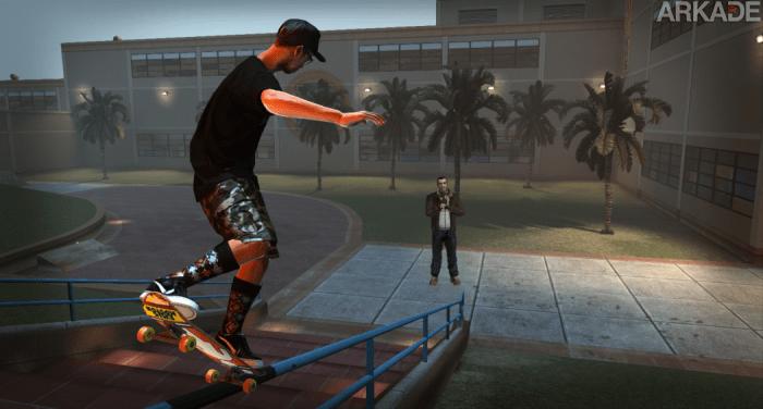 """Skate and Destroy neste mod brasileiro que faz GTA IV ser um """"Tony Hawk"""""""