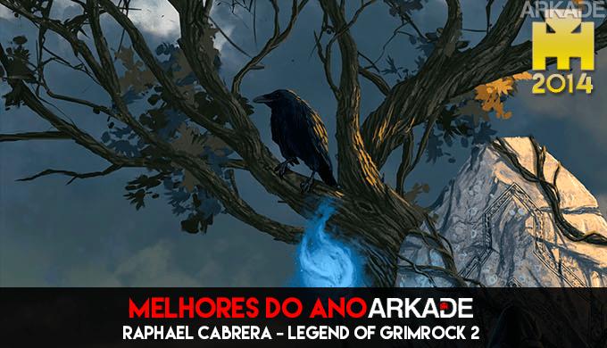 Especial Arkade Melhores Jogos do Ano: Legend Of Grimrock 2