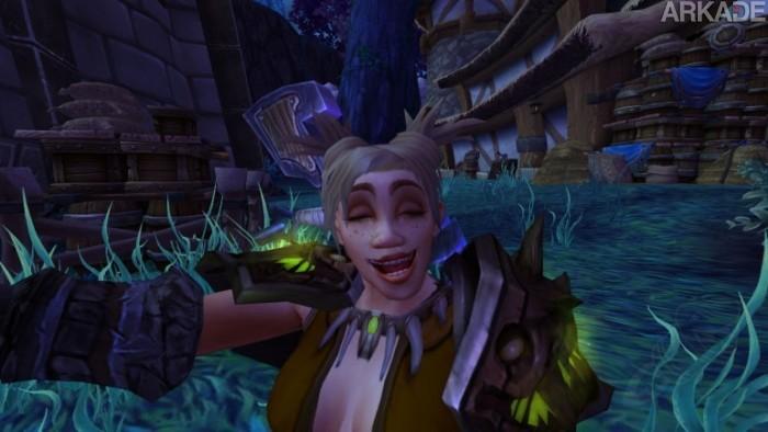 #InstaWoW: World of Warcraft ganhou uma câmera para selfie e filtros no estilo Instagram