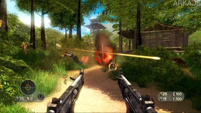 Dinossauros ou vampiros? Ubisoft pergunta o que os jogadores querem ver em um futuro Far Cry