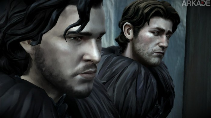 Análise Arkade: A longa jornada de Game of Thrones A Telltale Game Series - The Lost Lords (Season 1, Ep. 2)