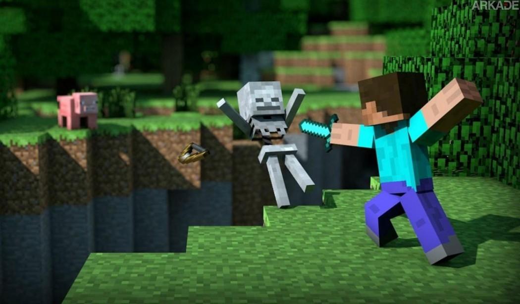"""Minecraft pode ser banido da Turquia por conter """"elementos de violência"""""""