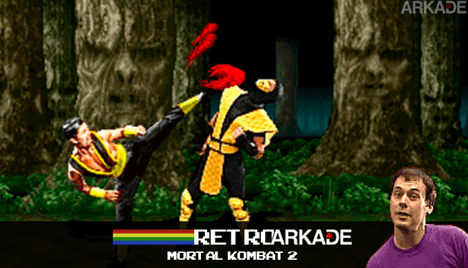 Mortal RetroArkade: Toasty, mais segredos e mais sangue em Mortal Kombat 2