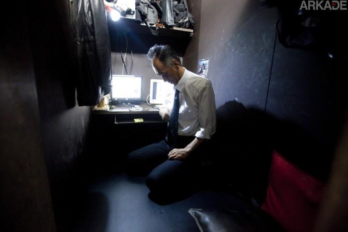 Tribuna Arkade: Documentário mostra a vida de japoneses que moram em cyber cafés
