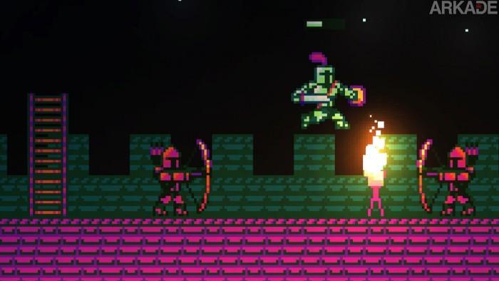Grimstorm é o game indie com o espírito de Dark Souls e que você pode jogar de graça!