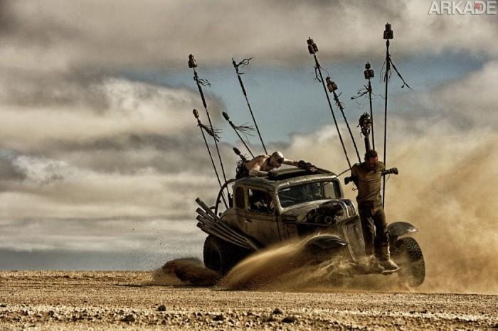 Cine Arkade Review - Mad Max: Estrada da Fúria