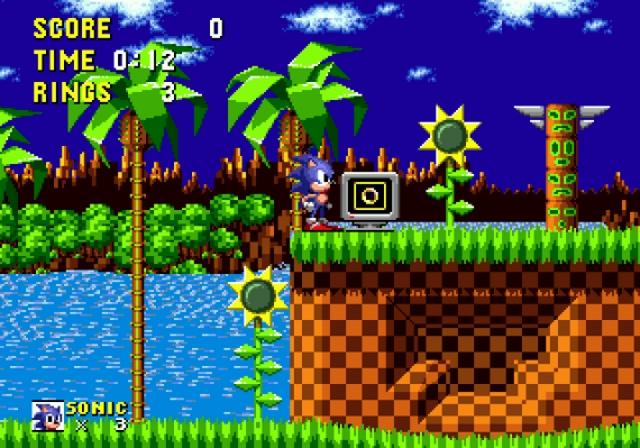 Sound Test Arkade Faixa 11 - Masato Nakamura / Sonic The Hedgehog